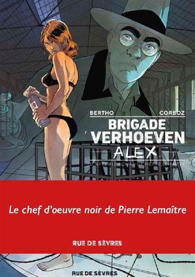Brigade Verhoeven 3 Alex