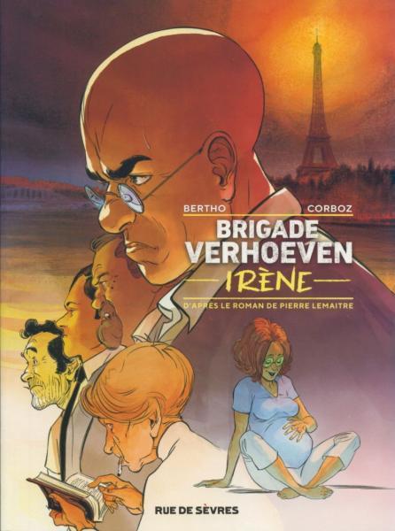 Brigade Verhoeven 2 Irène
