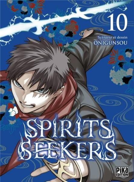 Spirits Seekers 10 Tome 10
