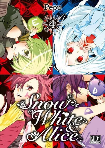 Snow White & Alice 4 Tome 4