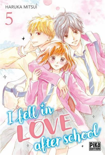 I Fell in Love After School 5 Tome 5