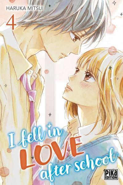 I Fell in Love After School 4 Tome 4