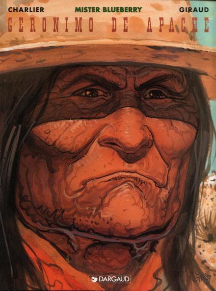 Blueberry 26 Geronimo de Apache