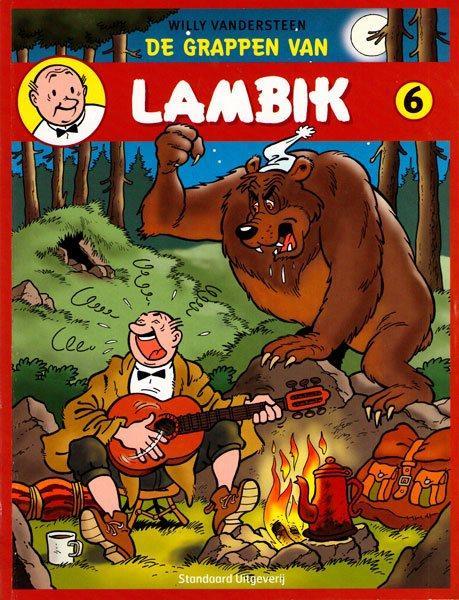 De grappen van Lambik (Heruitgaves + nieuwe albums) 6 Deel 6