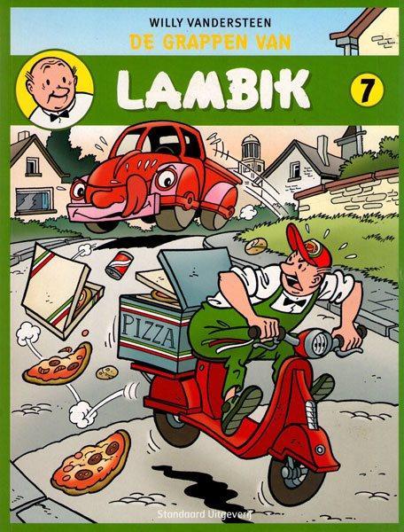 De grappen van Lambik (Heruitgaves + nieuwe albums) 7 Deel 7
