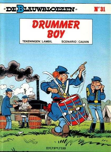 De Blauwbloezen 31 Drummer Boy