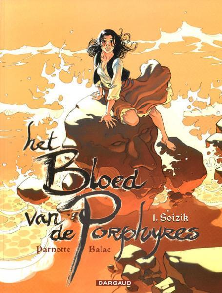Het bloed van de Porphyres 1 Soizik