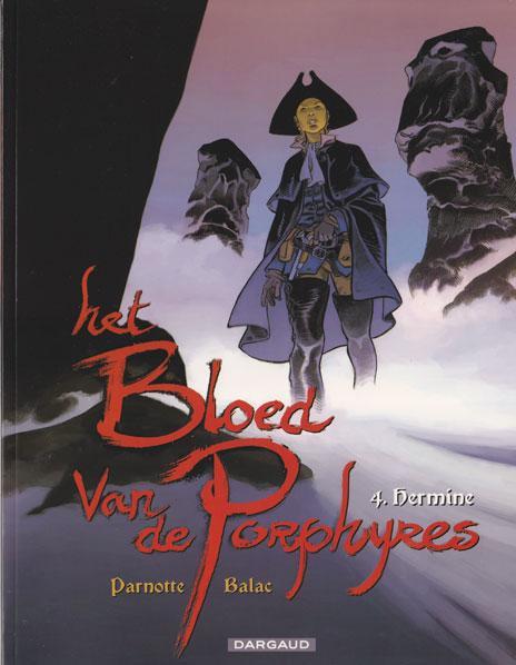 Het bloed van de Porphyres 4 Hermine