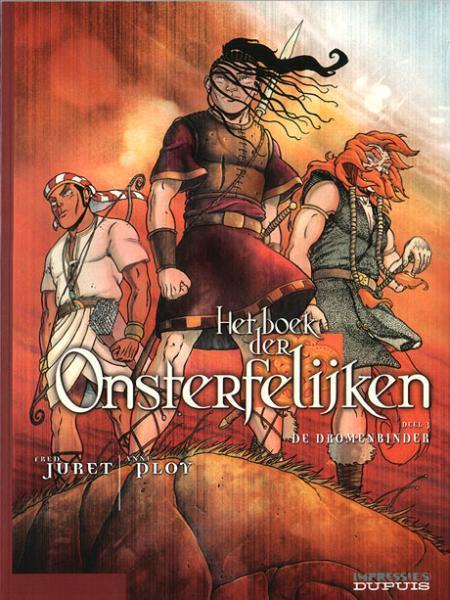 Het boek der onsterfelijken 3 De dromenbinder