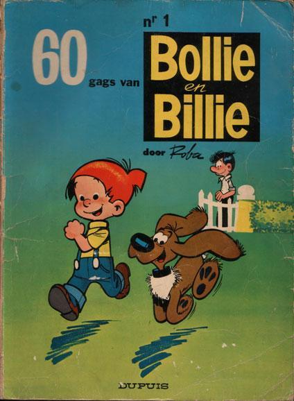 Bollie & Billie 1 60 gags van Bollie en Billie