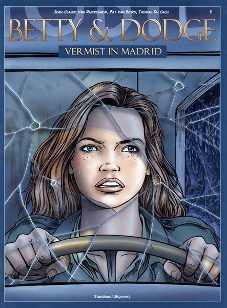 Betty & Dodge 5 Vermist in Madrid