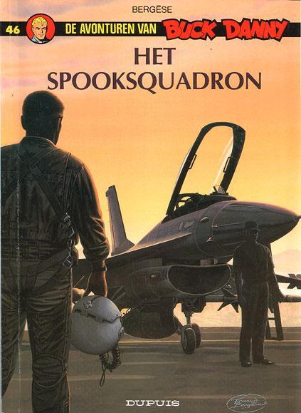 Buck Danny 46 Het spooksquadron
