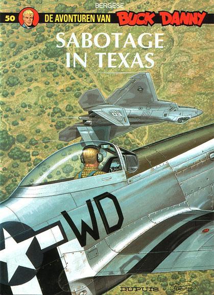 Buck Danny 50 Sabotage in Texas