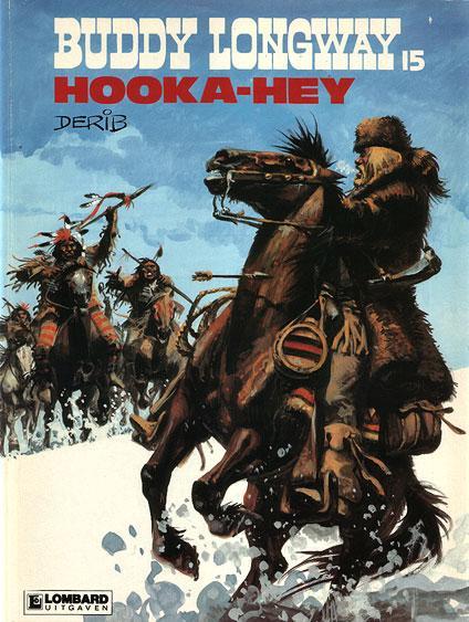 Buddy Longway 15 Hooka-Hey