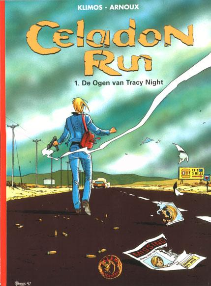Celadon Run 1 De ogen van Tracy Night