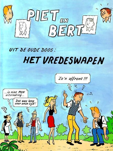 Piet Pienter en Bert Bibber S2 Het vredeswapen
