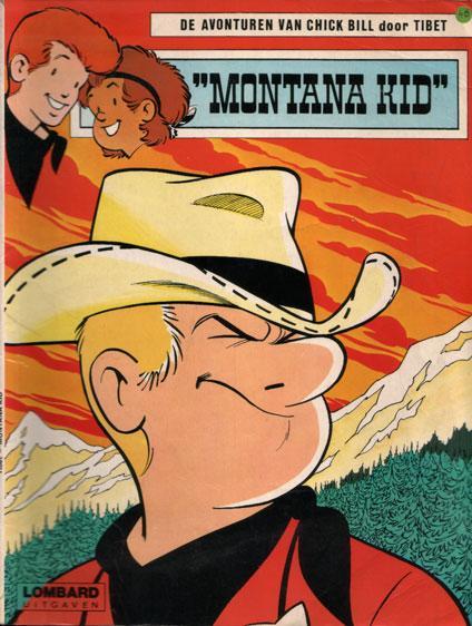 "Chick Bill 38 ""Montana Kid"""