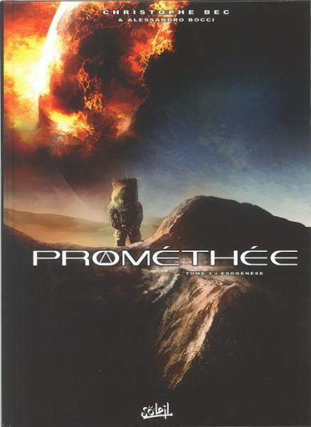 Prometheus (Bec) 3 Exogénèse