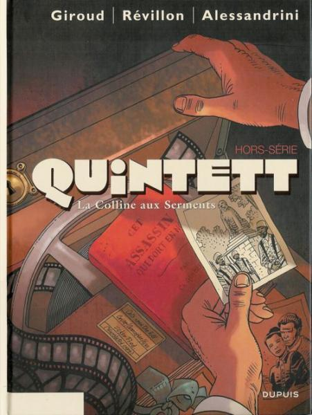 Quintett S1 La colline aux serments