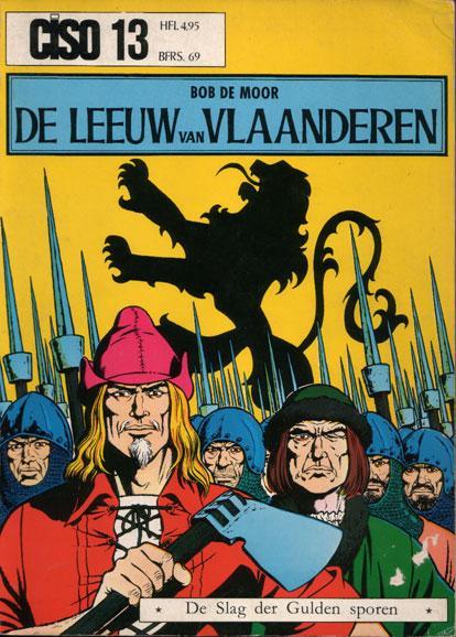 De leeuw van Vlaanderen 1 De Leeuw van Vlaanderen