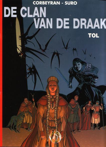 De clan van de draak 1 Tol