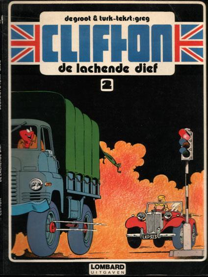 Clifton 2 De lachende dief