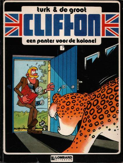 Clifton 6 Een panter voor de kolonel