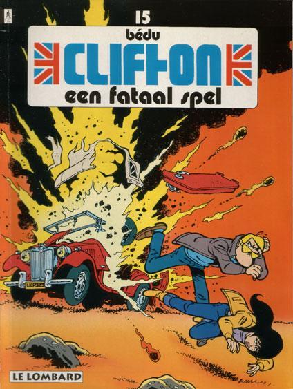 Clifton 15 Een fataal spel