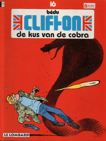 Clifton 16 De kus van de cobra