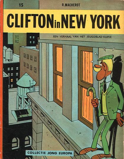 Clifton J2 Clifton in New York