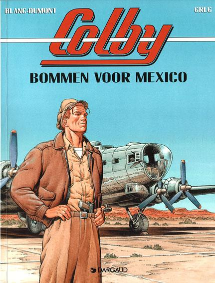 Colby 3 Bommen voor Mexico