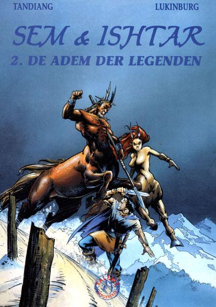 Sem & Ishtar 2 De adem der legenden