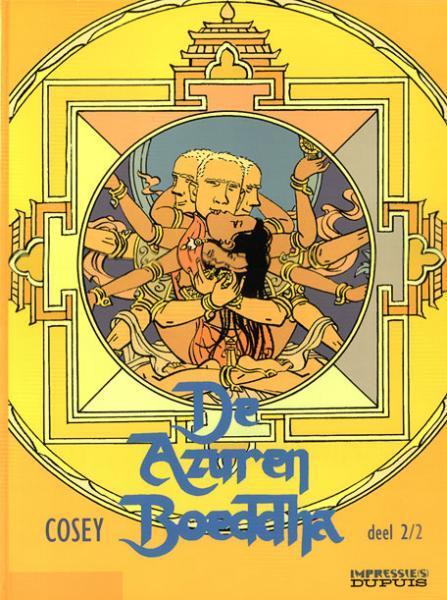 De azuren boeddha 2 Deel 2