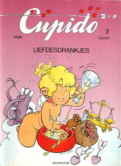 Cupido 2 Liefdesdrankjes
