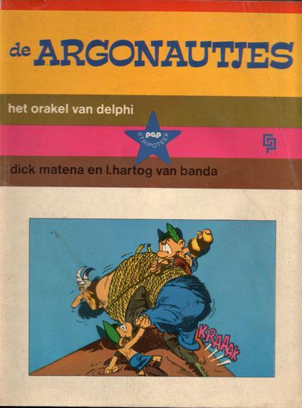 De Argonautjes 1 Het orakel van Delphi