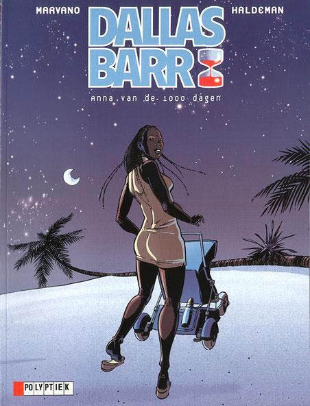 Dallas Barr 5 Anna van de 1000 dagen