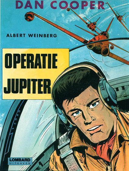 Dan Cooper 23 Operatie Jupiter