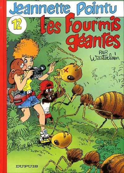 Sarah Spits 12 Les fourmis géantes