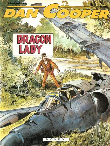 Dan Cooper 35 Dragon Lady