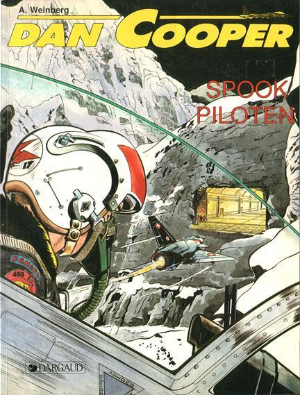 Dan Cooper 38 Spook piloten