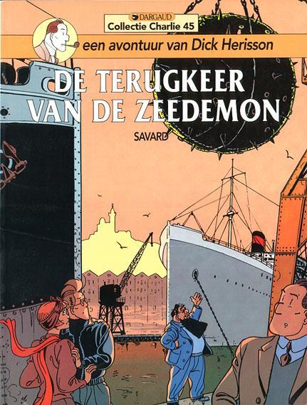 Dick Herisson 5 De terugkeer van de zeedemon