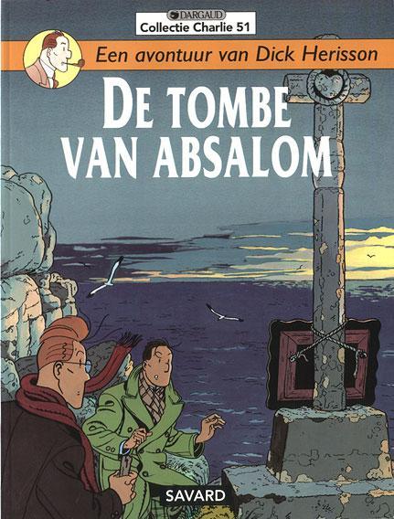 Dick Herisson 7 De tombe van Absalom