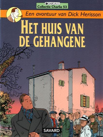 Dick Herisson 8 Het huis van de gehangene