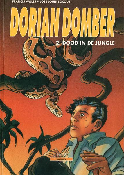 Dorian Domber 2 Dood in de jungle
