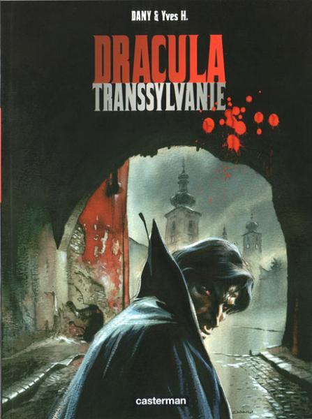 Dracula (Hermann) 3 Transsylvani