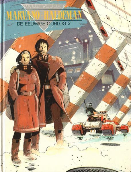 De eeuwige oorlog 2 Luitenant Mandella (2020-2203)