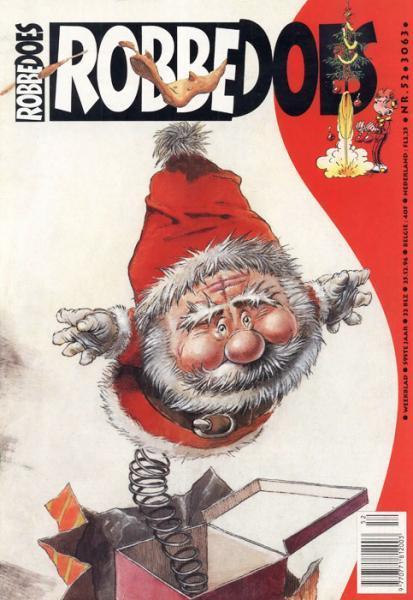 Robbedoes - Weekblad 1996 (jaargang 59) 3063 Nummer 52
