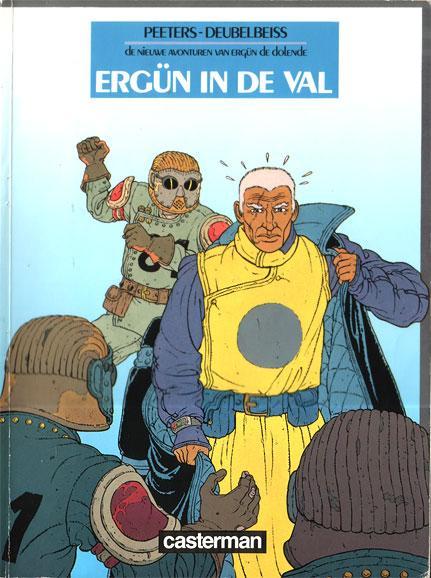 De nieuwe avonturen van Ergün de dolende 1 Ergün in de val