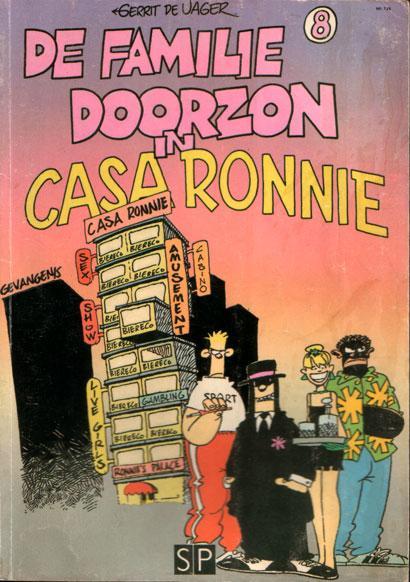 De familie Doorzon 8 Casa Ronnie