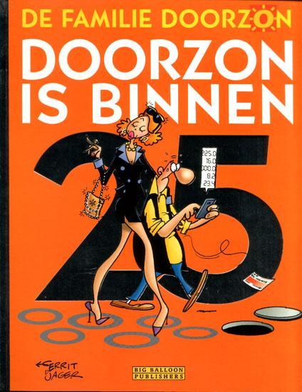 De familie Doorzon 25 Doorzon is binnen